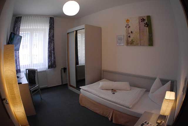 Einzellzimmer Berghotel Rosstrappe