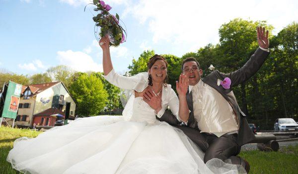 Hochzeit im Berghotel 1