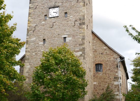 St. Andreas Kirche, Altstadt Thale