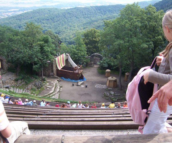 im Bergtheater